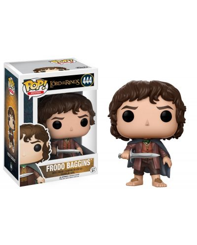 Фигура Funko Pop! Movies: The Lord of the Rings - Frodo Baggins, #444 - 2