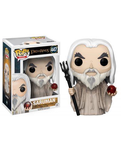 Фигура Funko Pop! Movies: The Lord of the Rings - Saruman, #447 - 2