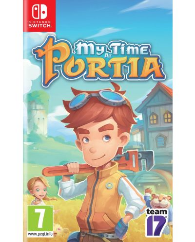 My Time At Portia (Nintendo Switch) - 1
