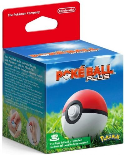 Poke Ball Plus - 1