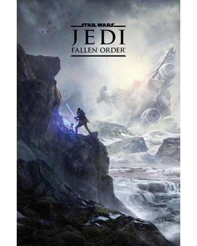 Макси плакат Pyramid - Star Wars: Jedi Fallen Order (Landscape) - 1