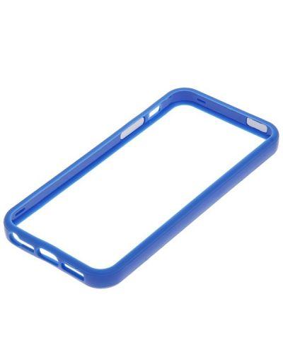 Protective Ultraslim Bumper за iPhone 5 -  син - 3