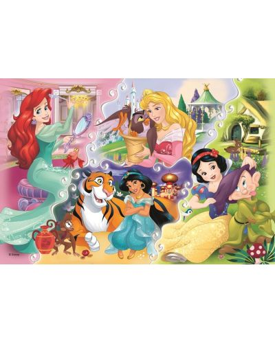 Пъзел Trefl от 160 части - Принцеси и приятели - 1