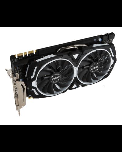 Видеокарта MSI GeForce GTX 1080 Armor Overclocked (8GB GDDR5X) - 4