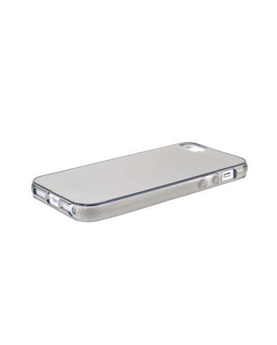 Protective Translucent TPU Case за iPhone 5 -  прозрачен - 2