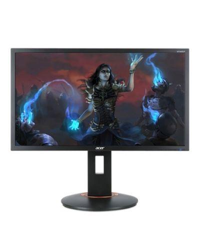 "Геймърски монитор Acer - XF240QP, 23.6"", FHD, 144Hz, FreeSync, 1ms, черен - 1"
