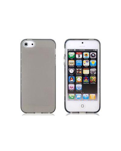 Protective Translucent TPU Case за iPhone 5 -  прозрачен - 1