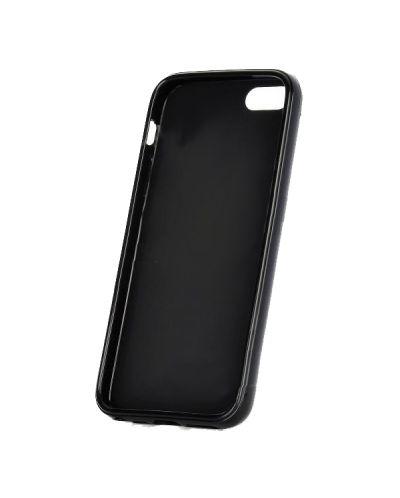 Protective TPU Case за iPhone 5 -  черен - 1