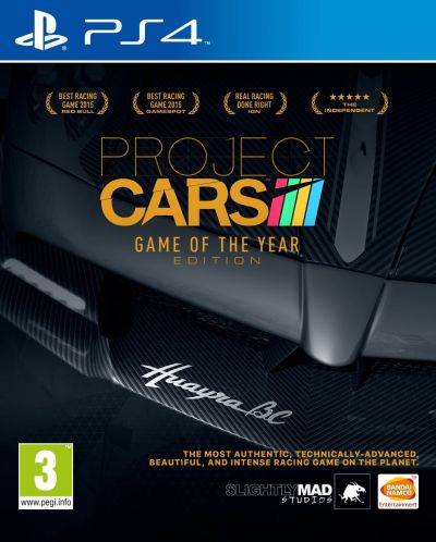Project Cars GOTY (PS4) - 1