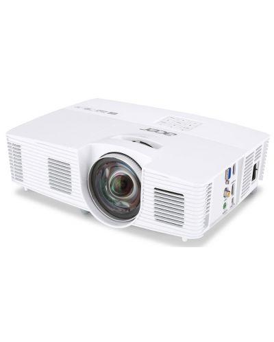 Мултимедиен проектор Acer H6517ST Short-Throw, Native 1080p, DLP® 3D Ready, Full HD 1080p (Data), Contrast:   1 - 2