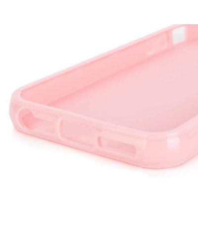 Protective TPU Case за iPhone 5 -  розов - 3