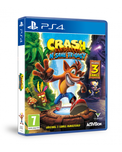 Crash Bandicoot N. Sane Trilogy (PS4) - 4