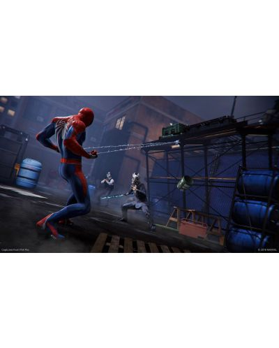 Marvel's Spider-Man (PS4) - 9