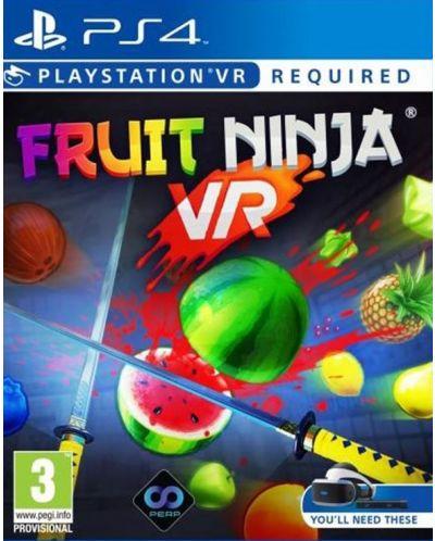 Fruit Ninja VR (PS4 VR) - 1