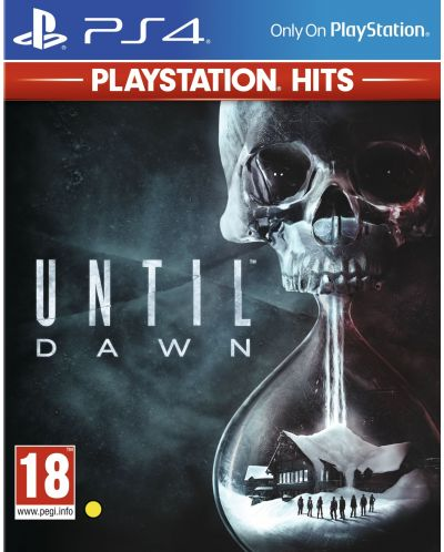 Until Dawn (PS4) - 1