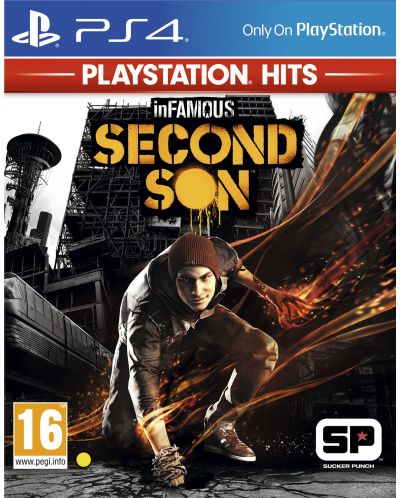 inFAMOUS: Second Son (PS4) - 1