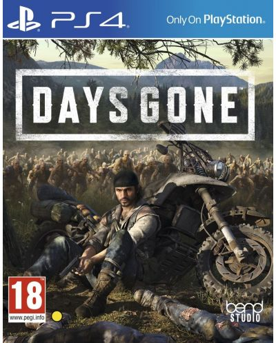 Days Gone (PS4) - 1