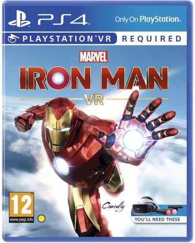 Marvel's Iron Man (PS4 VR) - 1
