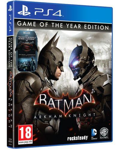 Batman Arkham Knight GOTY (PS4) - 4