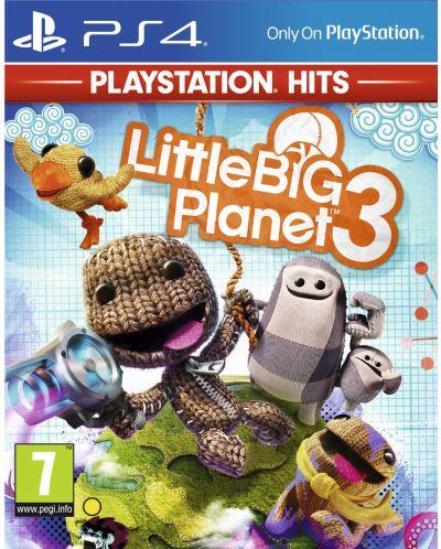 LittleBigPlanet 3 (PS4) - 1