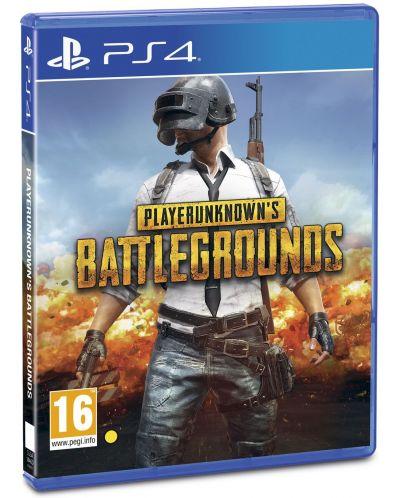 PlayerUnknown's BattleGrounds (PS4) - 3