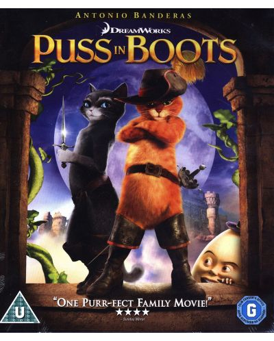 Puss In Boots (Blu-Ray) - 1