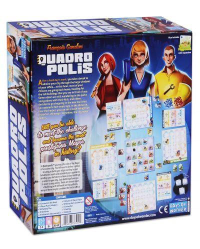 Настолна игра Quadropolis - 1