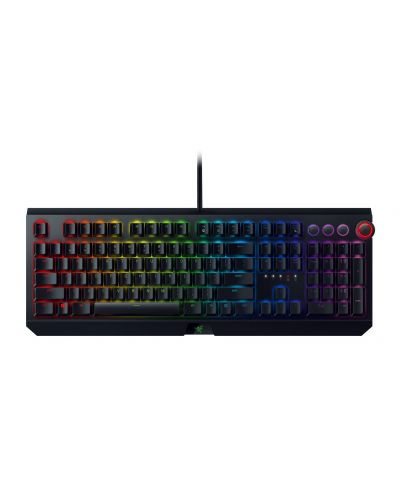 Механична клавиатура Razer BlackWidow Elite Orange Switch - 2