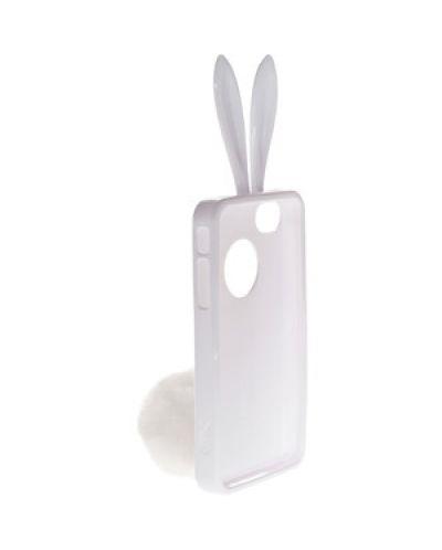 Rabito Bunny Case за iPhone 5 - лилав - 5