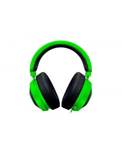 Гейминг слушалки Razer Kraken Pro V2 Oval - Green - 5