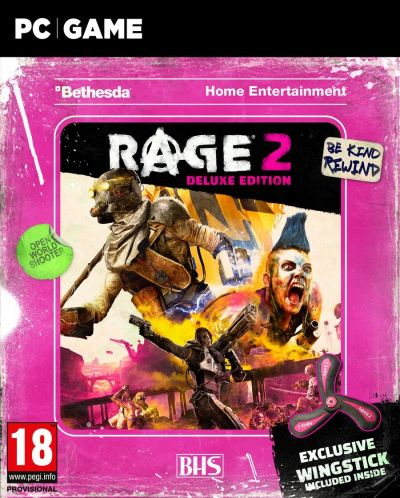 Rage 2 Wingstick Deluxe Edition (PC) - 1