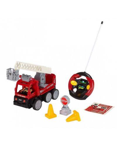 Радиоуправляем автомобил Revell Junior - Пожарна кола - 4