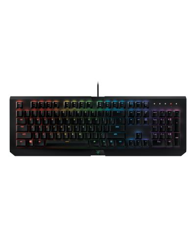 Механична клавиатура Razer BlackWidow X Chroma BW – US layout - 4