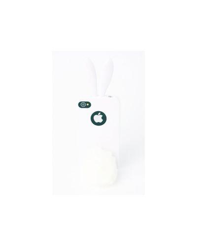 Rabito Bunny Case за iPhone 5 - лилав - 2