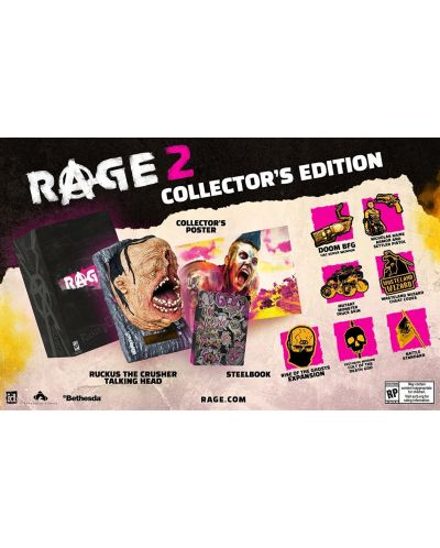 Rage 2 Collector's Edition (Xbox One) - 5