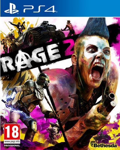 Rage 2 (PS4) - 1