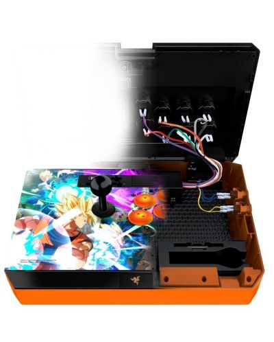 Контролер Razer Panthera Dragon Ball FighterZ Edition за PS4 - 2