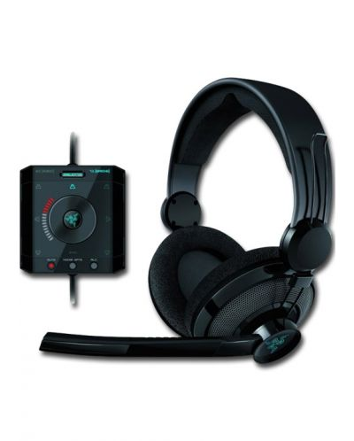 Гейминг слушалки Razer Megalodon 7.1 Surround - 1