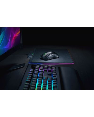 Гейминг мишка Razer Mamba + пад Firefly Hyperflux Bundle - 4