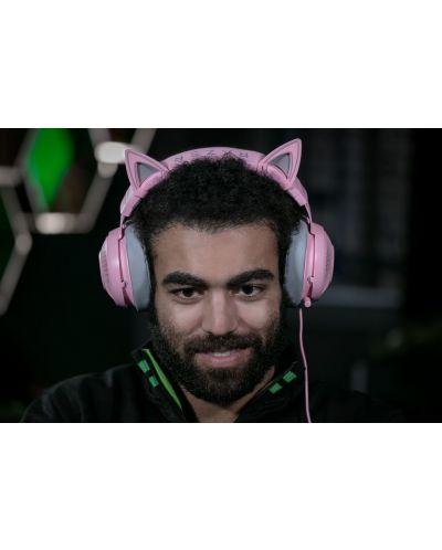 Аксесоар Razer Kitty Ears for Razer Kraken - Quartz Ed. - 2