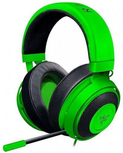 Гейминг слушалки Razer Kraken Pro V2 Oval - Green - 1