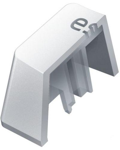 Гейминг аксесоар Razer - PBT Keycap Upgrade Set, Mercury white - 1