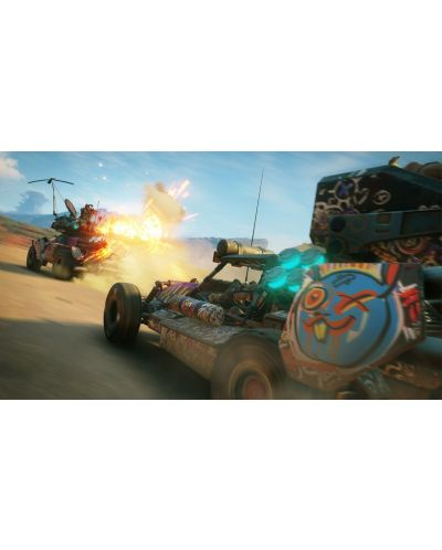 Rage 2 Wingstick Deluxe Edition (PS4) - 11