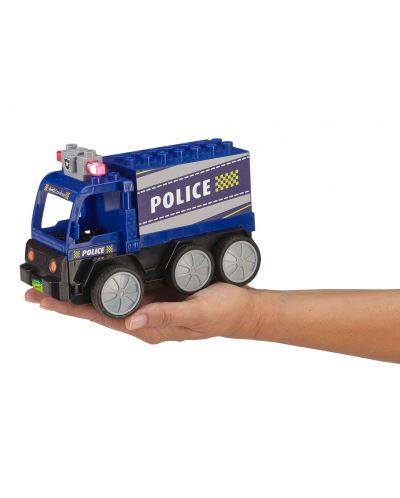 Радиоуправляем автомобил Revell Junior - Полицейски камион - 4