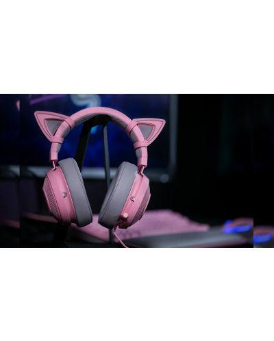 Аксесоар Razer Kitty Ears for Razer Kraken - Quartz Ed. - 3