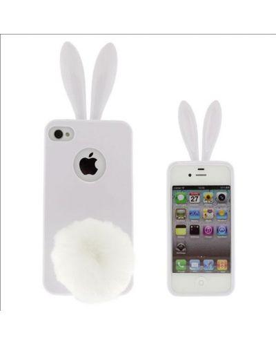 Rabito Bunny Case за iPhone 5 - лилав - 1
