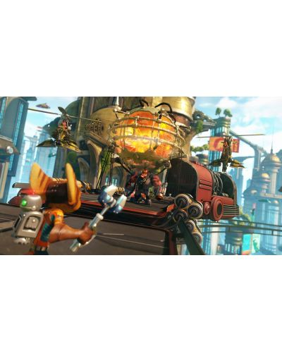 Ratchet & Clank (PS4) - 8