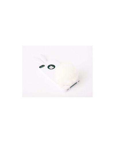 Rabito Bunny Case за iPhone 5 - лилав - 6