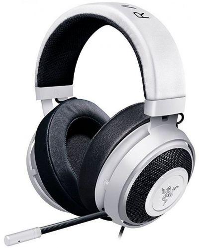 Гейминг слушалки Razer Kraken Pro V2 Oval - White - 1