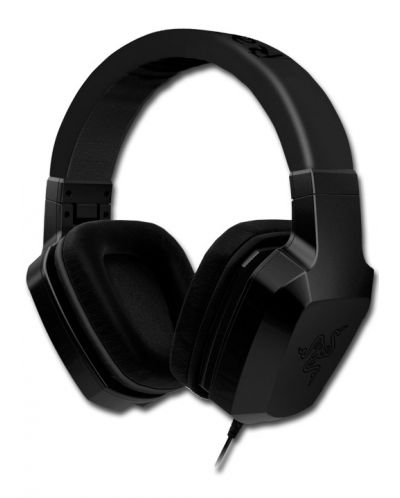 Гейминг слушалки Razer Electra Black Edition - 1